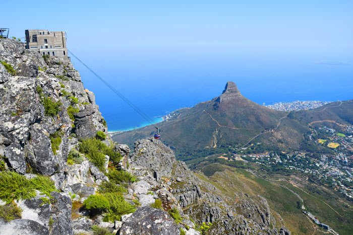 Cable Car - Table Mountain
