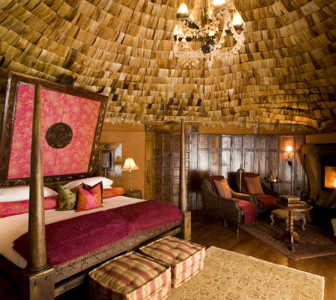 And Beyond Ngorongoro Crater Lodge - Luxury African Safari
