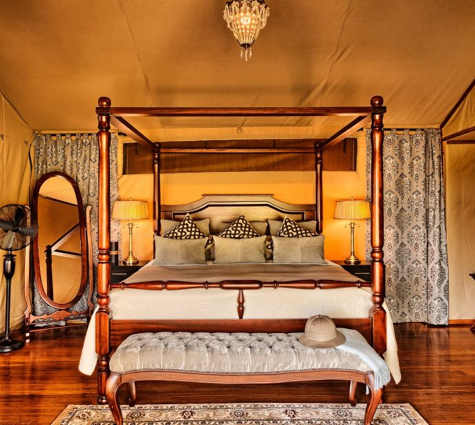 Sand River Masai Mara - Luxury African Safari