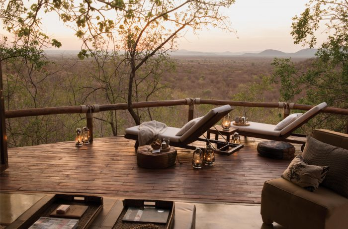 Madikwe Hills Private Game Lodge Lounge View