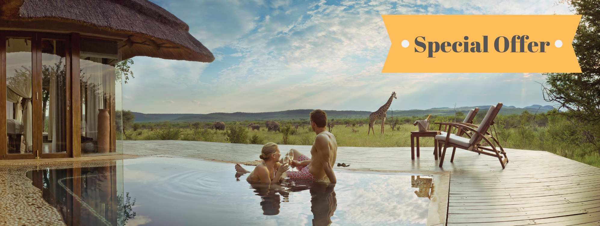 Special Offers Madikwe Hills Private Game Lodge