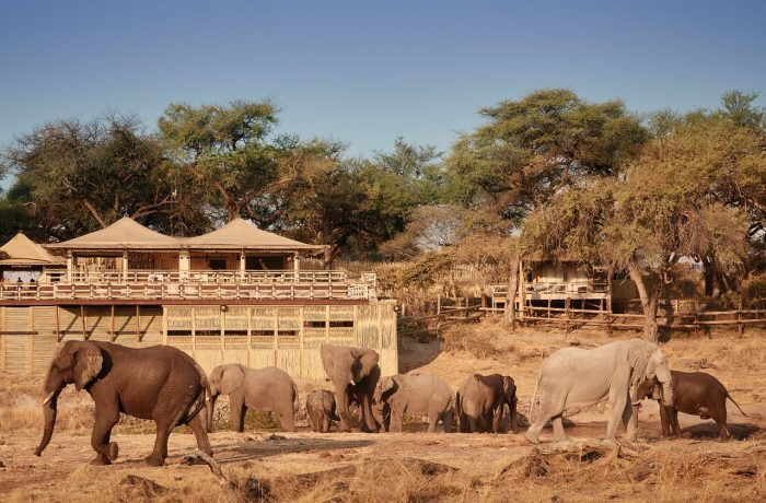 Belmond Svaute Lodge Luxury African Safari